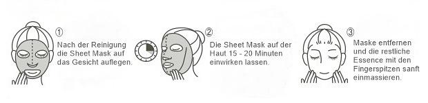 Anwendung-der-Sheet-Mask-von-See-My-Skin