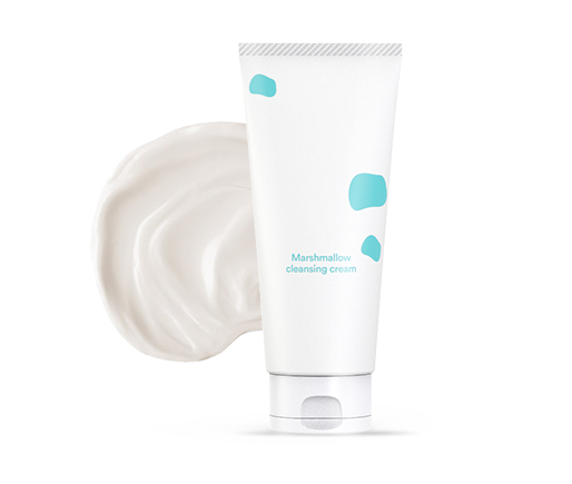 E-NATURE-Marshmallow-Cleansing-Cream-Textur