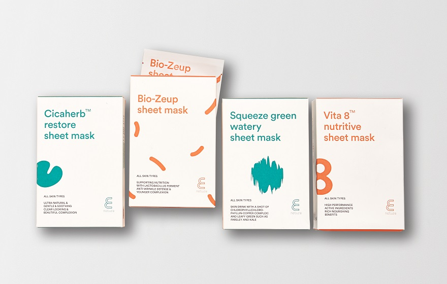 E-NATURE-Sheet-Mask-Set