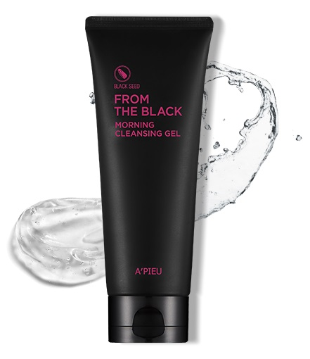 From-The-Black-Morning-Cleansing-Gel-Textur