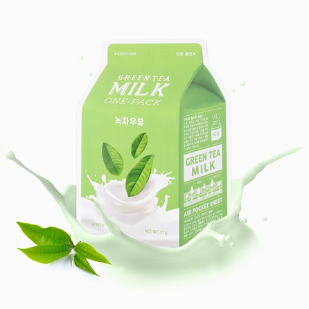 Green-Tea-Milk-One-Pack