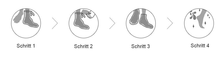IT-S-SKIN-Selfcare-Foot-Peeling-Anwendung