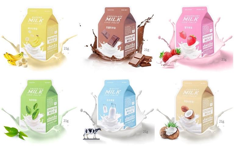 Milk-One-Pack-Set