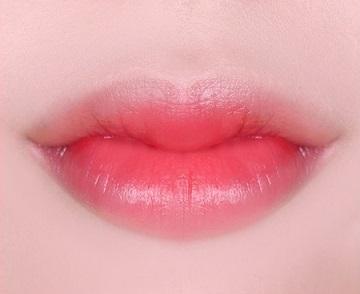 SKIN79-Animal-Two-Tone-Lip-Balm-Peach-Cat-Textur