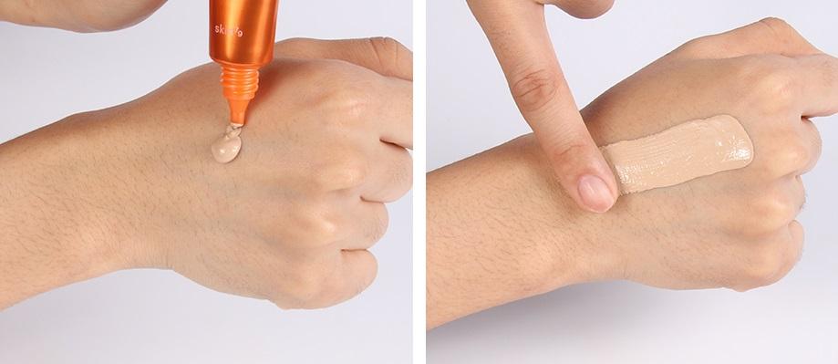 SKIN79-Super-Beblesh-Balm-Orange-Mini-Size-Textur