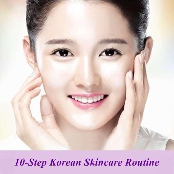 Die 10 Step Korean Skincare Routine See My Skin